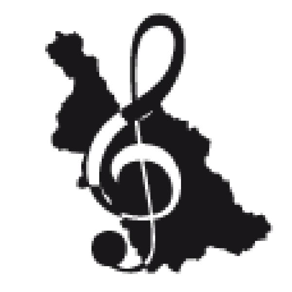 Logo Fédération des Musiques du  Bas-Valais