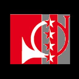 Logo Fédération des Musiques du  Valais Central