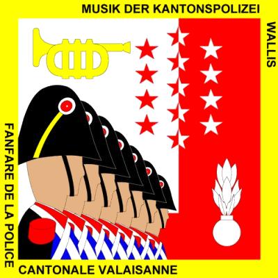 Logo FANFARE DE LA POLICE CANTONALE